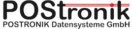 POSTRONIK Datensysteme GmbH Logo